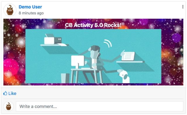 CB Activity 5.0 Rocks!